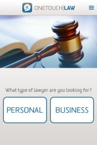 attorney mobile app