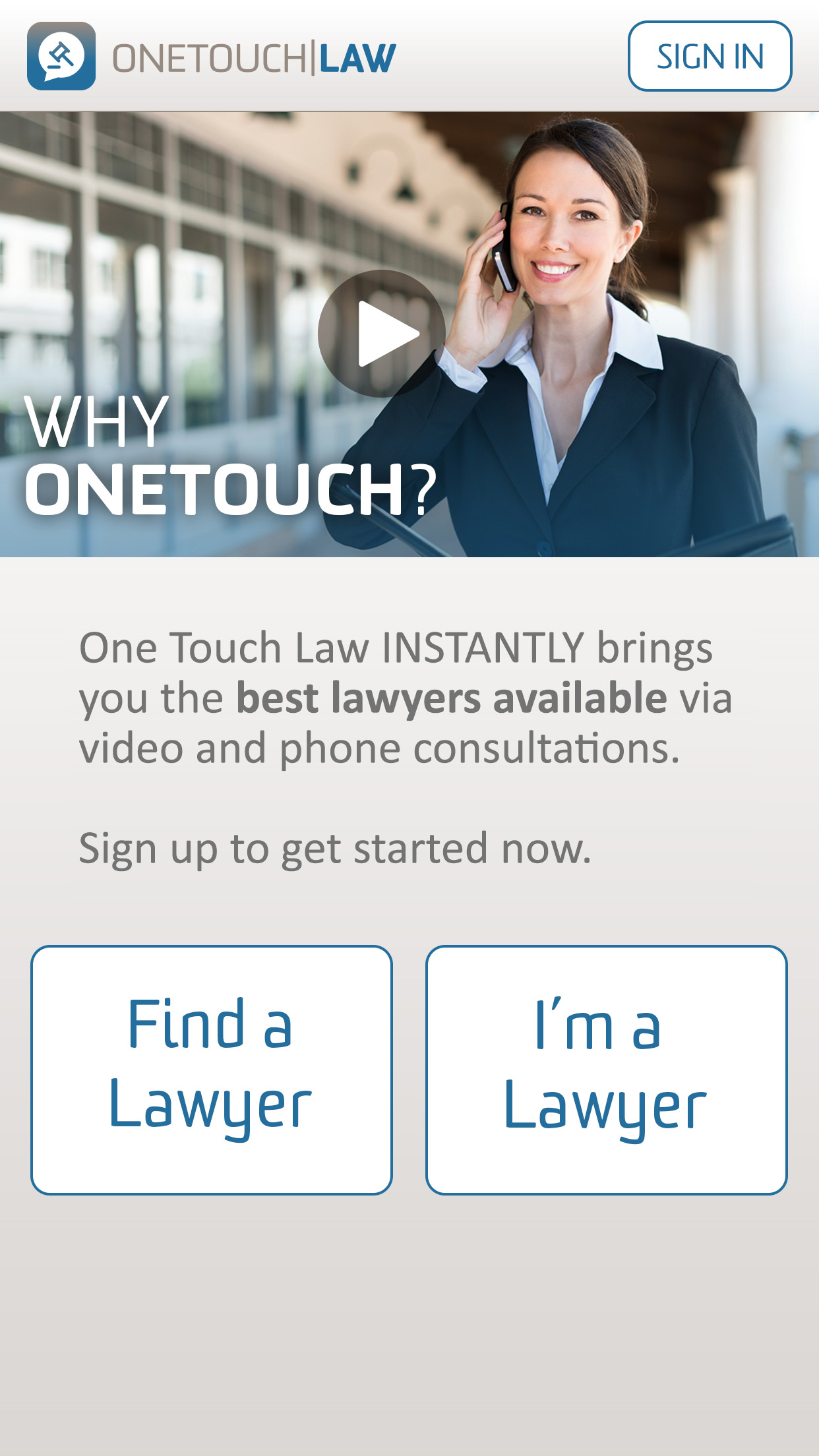 One Touch Law Mobile App for Attorneys Expands Throughout Texas